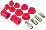 Urethane Bushings, Couplers & Stops