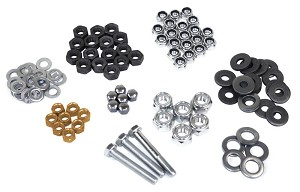 DELUXE ENG HARDWARE KIT,8MM