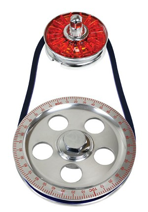STD.PULLEY KIT, RED