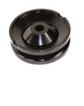 BILLET ALT/GEN PULLEY,BLK
