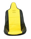 SEATCOVER,BLK&YEL F/62-2300