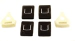 GUIDE PC KT,SEAT RAIL(6PC)
