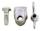 SEAT CLAMP KIT, 3 PCS.